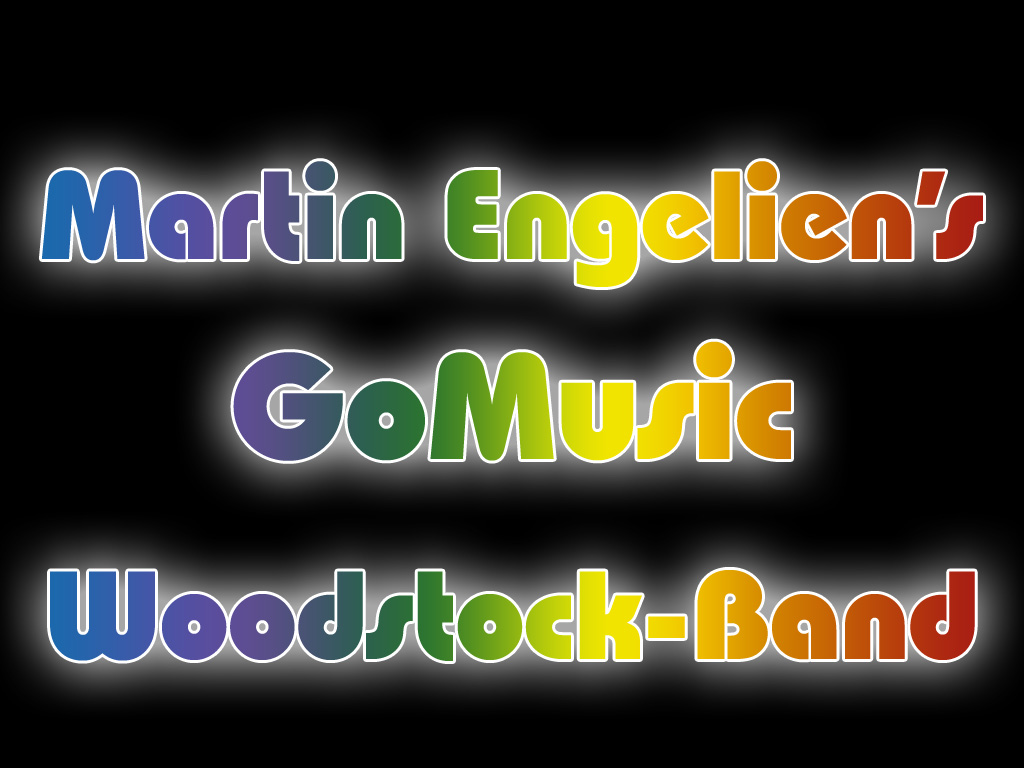 Martin Engeliens GoMusic Woodstock-Band bei 50 Jahre Woodstock in Greven