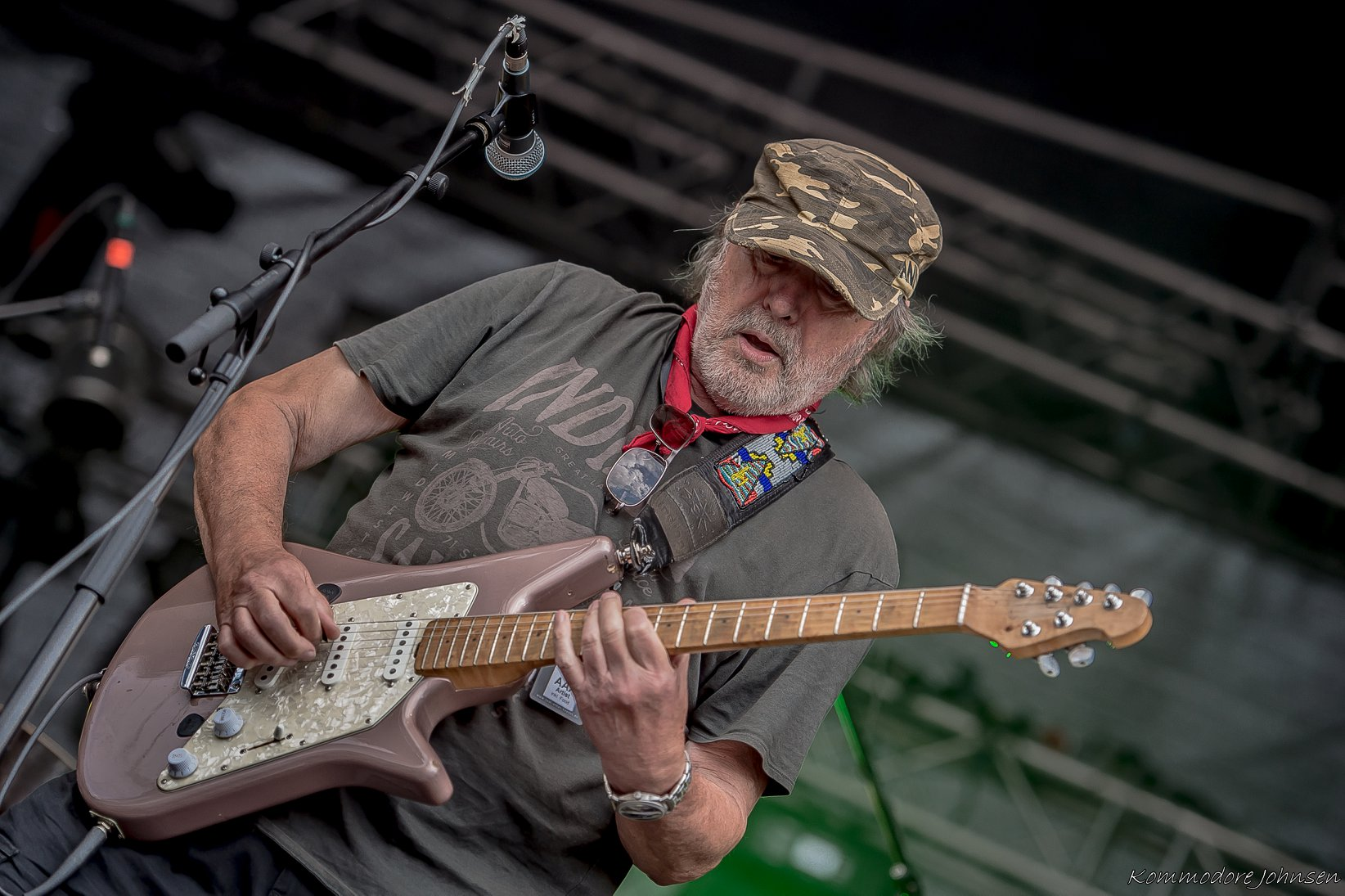 50 Jahre Woodstock - Miller Anderson Band